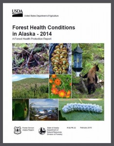 Forest Health Conditions in Alaska-2014